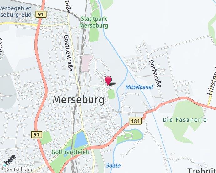 Merseburg Entdecken Inkl 3 Gang Menu Radisson Blu Hotel Halle