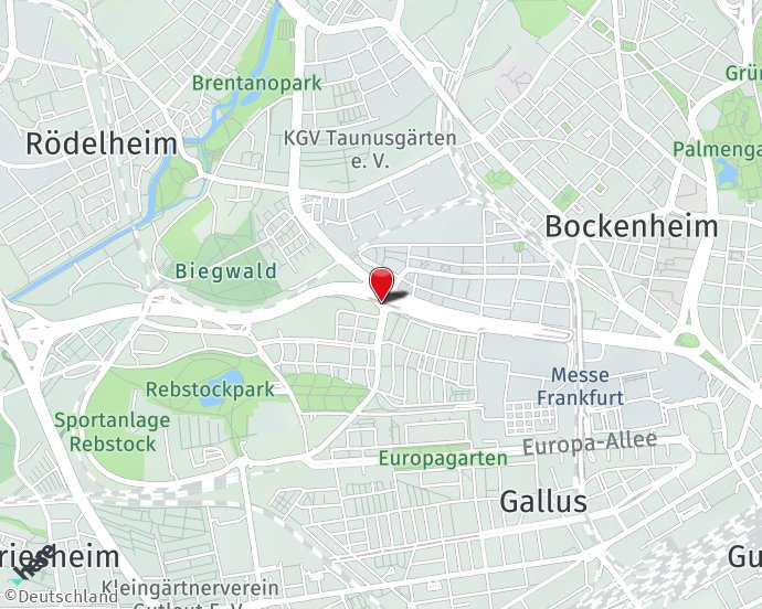 Frankfurt Karte Europa.Im Herzen Von Europa Liegt Mein Frankfurt Am Main Kurzurlaub